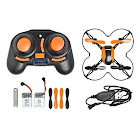 UDI RC U839 Nano 6 Axis Gyro RC Quadcopter 2.4GHz UFO Orange