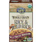 Lundberg Family Farms Whole Grain Rice and Wild Rice - Case of 6 - 6 oz.