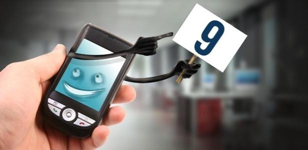 Telefones celulares passam a ter nono dígito em São Paulo e região do DDD 11