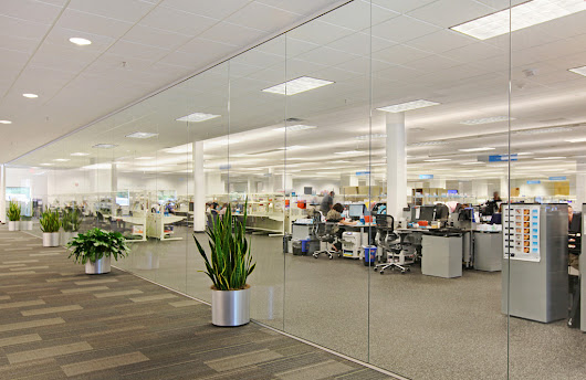 Open concept offices: the sound of innovation | Beatties