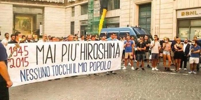 A 70 anni da Hiroshima, la minaccia di una guerra incombe sull'Europa
