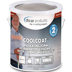 Dicor RP IRC 1 Coolcoat Roof Coating 1 Gallon