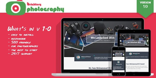 Brighter Photography CMS PHP Script