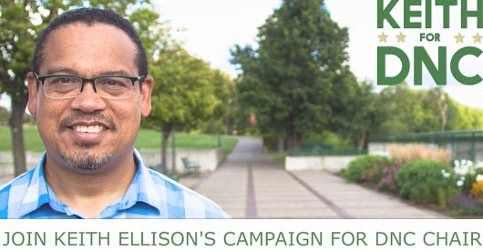 Keith Ellison In Action