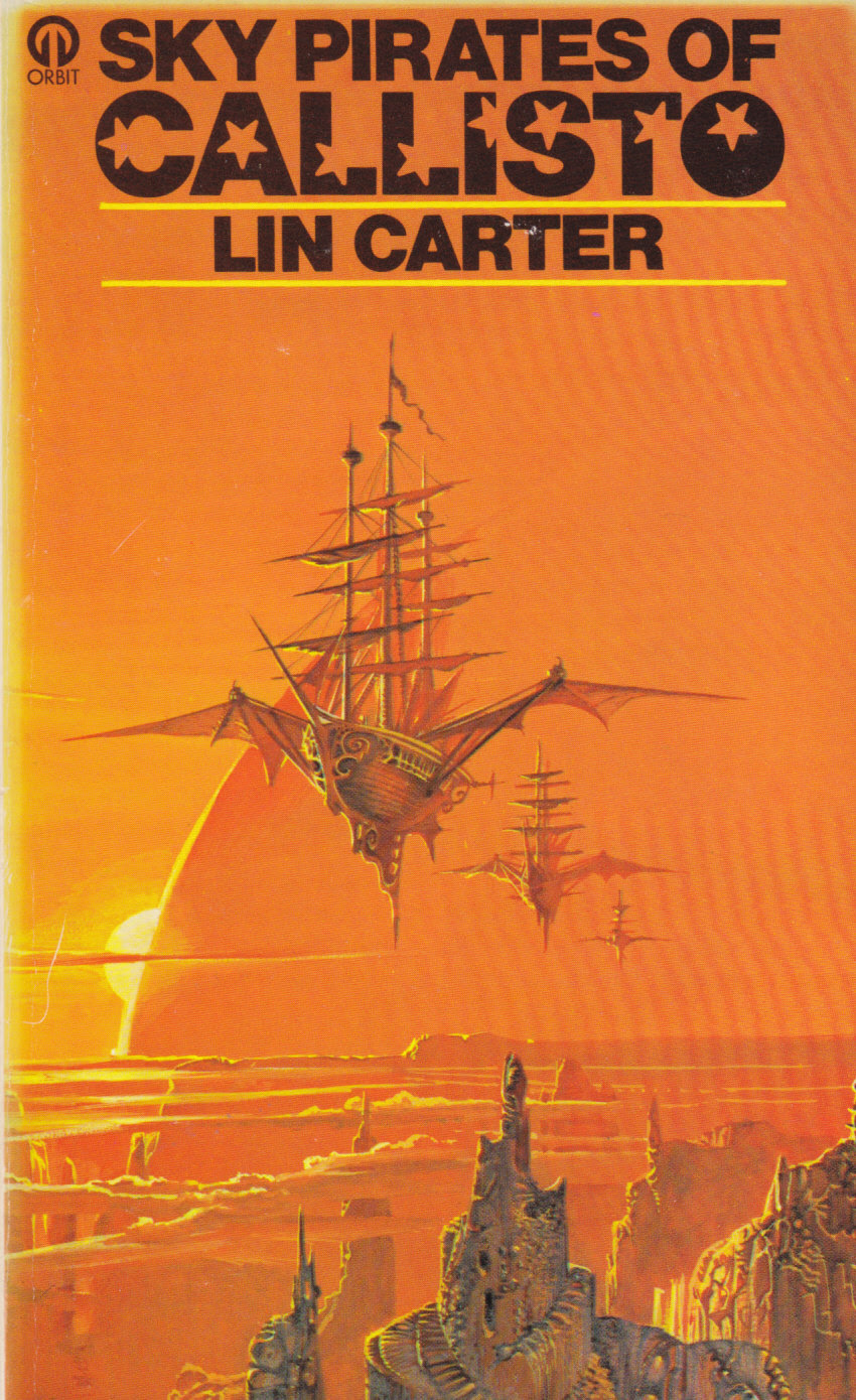 Bruce Pennington - Sky Pirates of Callisto, 1973