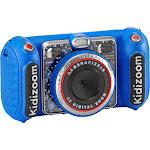 VTech - KidiZoom Duo DX 5.0-Megapixel Digital Camera - Blue
