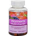 Women's Complete Multivitamin, Assorted Fruit Flavors 70 count