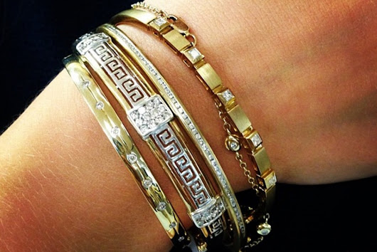 Meaning of Diamond Bangles - Significance, origin and occasions to wear
