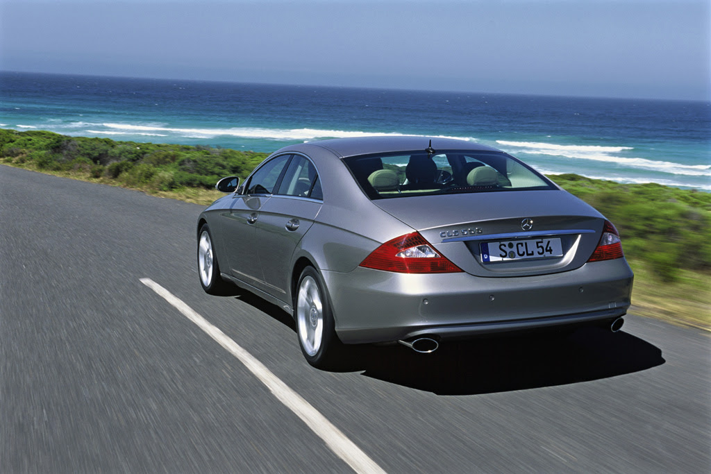 2006 Mercedes-Benz CLS Class Pictures/Photos Gallery - The ...