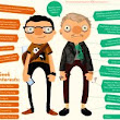 Geek vs. Hipster: The Infographic [Pic]