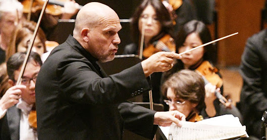 Jaap van Zweden's Opening Night as the Philharmonic's Leader