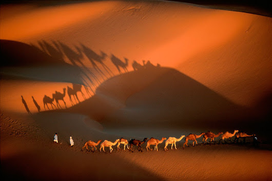The Most Splendid Places on Earth--- Photographed by Yann Arthus-Bertrand - Thedailytop.com
