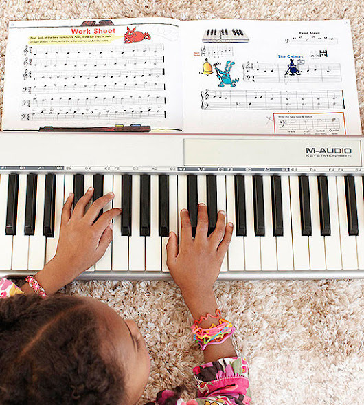 6 Benefits of Music Lessons
