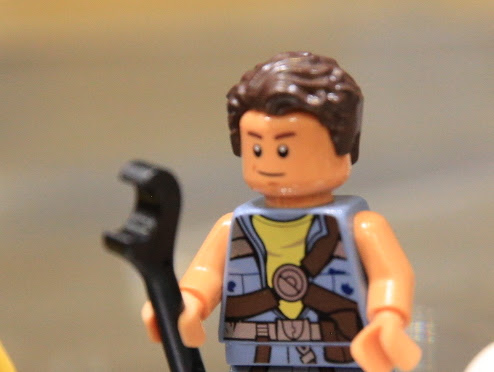 Lego hair pieces - Page 14 - Minifig Customisation Worksp ...