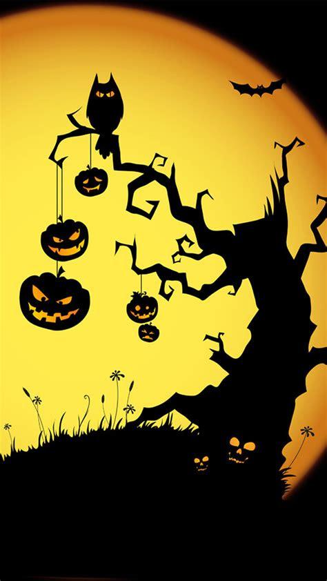 halloween iphone wallpaper backgrounds wallpaperwiki