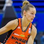 Basket - Ligue Féminine (J22) : Bourges termine fort, Tarbes chipe la dernière place pour les play-offs