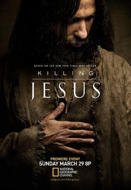 Killing jesus key art poster