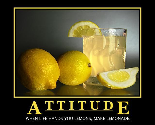 When Life Gives You Lemons Make Lemonade Picture Quotes