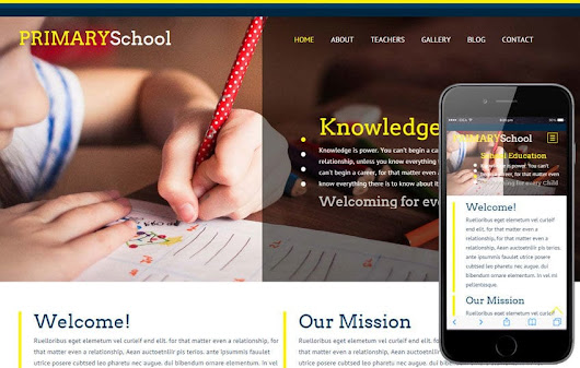 Primary School a Educational Category Flat Responsive web template by w3layouts