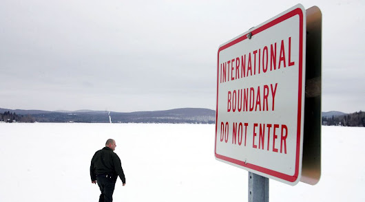 They came for the American dream. Now they're fleeing to Canada.