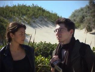 Production Photo 2 - Maya and Wiler Exchange Looks