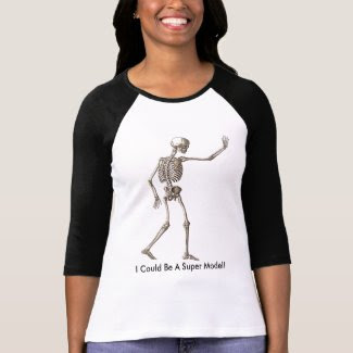 Skeleton Quotes! shirt
