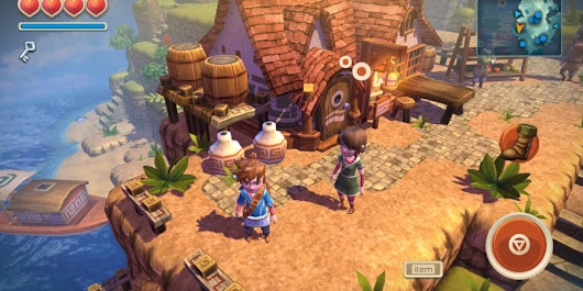 'Oceanhorn: Monster of Uncharted Seas' Review - Zelda Is Better Without the Princess