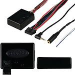 Axxess Aswc-1 Steering Wheel Control Interface with Micro-B USB, Black