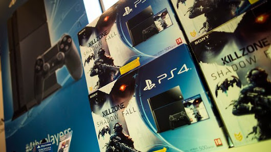 Drawing Conclusions From Sony's Early Lead in the Console Race