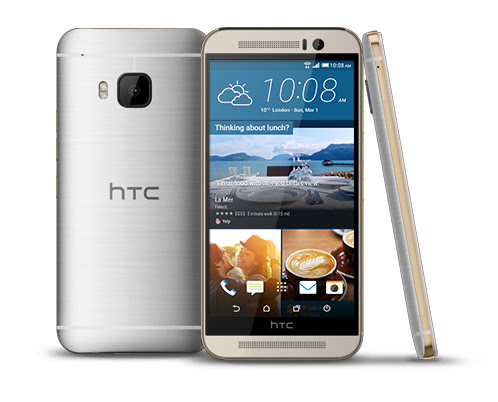 HTC's Latest One M9 Smartphone Has A Refined Design & Is More Powerful » The Macintosh Wizard And PC Tech Blog