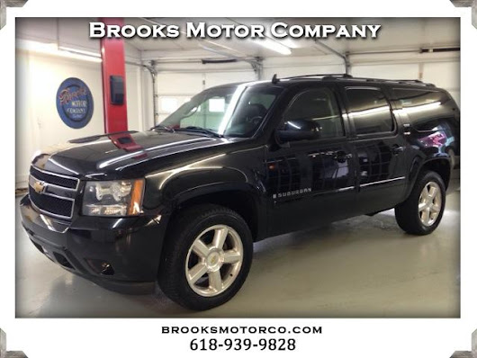 Used 2007 Chevrolet Suburban for Sale in St Louis MO 63129 Brooks Motor Company