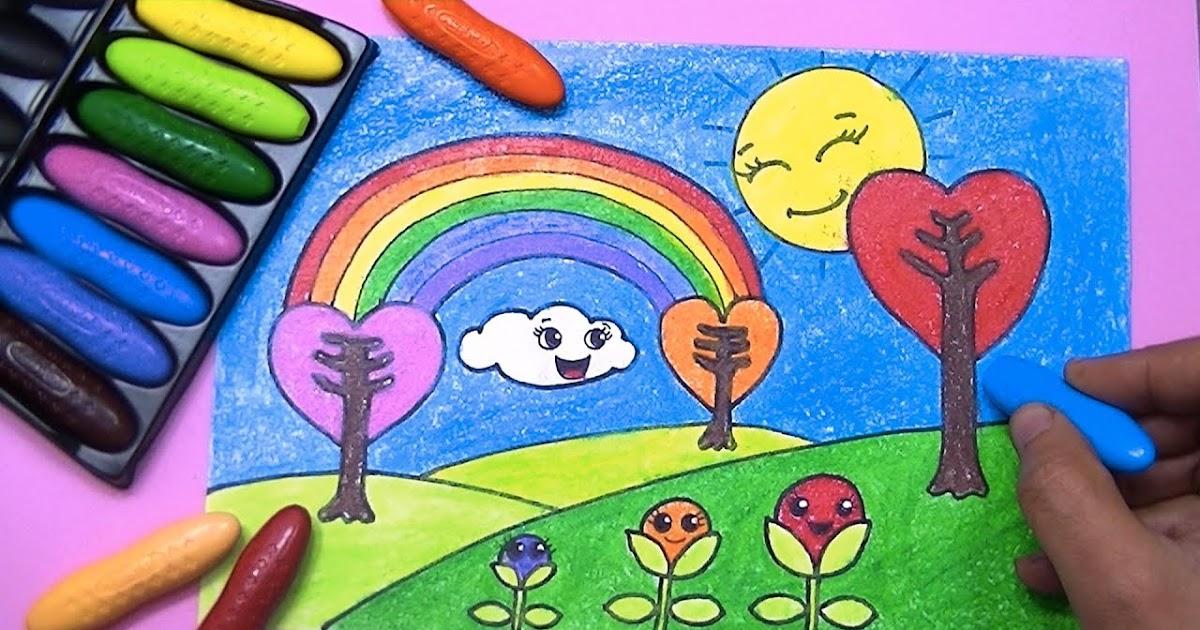 رسومات بسيطة رسم اطفال سهله Makusia Images
