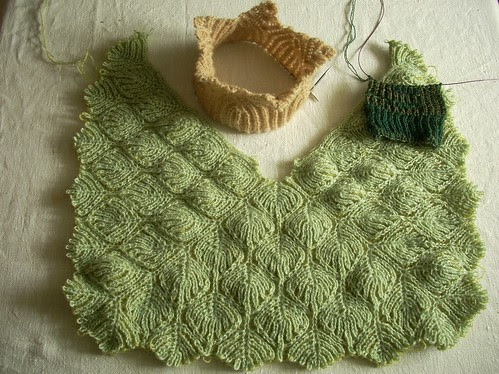 Brioche knitting by Asplund