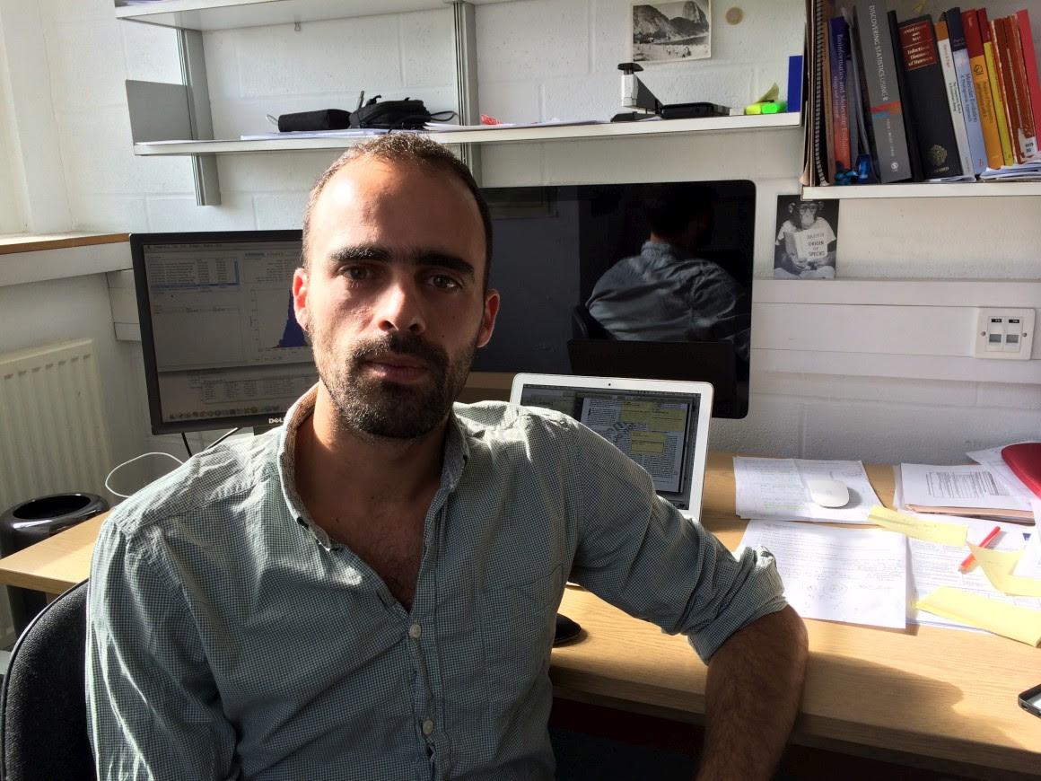 O investigador português Nuno Faria, de 30 anos, é o primeiro autor da investigação
