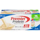 Premier Nutrition High Protein Shake - Vanilla - 11 oz - 18 Pack