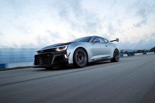 Chevrolet Camaro GT4.R is Ready to Race - Motor Trend