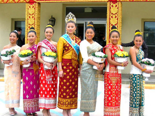 laos girls