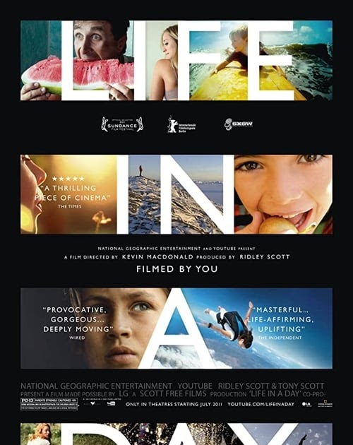 Life in a Day Film Complet en Streaming VF