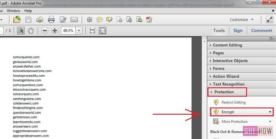 How to Create Non-editable (Read-Only) PDF file: 11 Steps (with ...