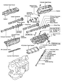 1MZ-FE Engine 2001 2002 2003 EngineService Repair Manual