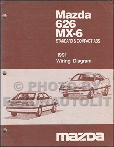 Download 1991 Mazda 626 Mx