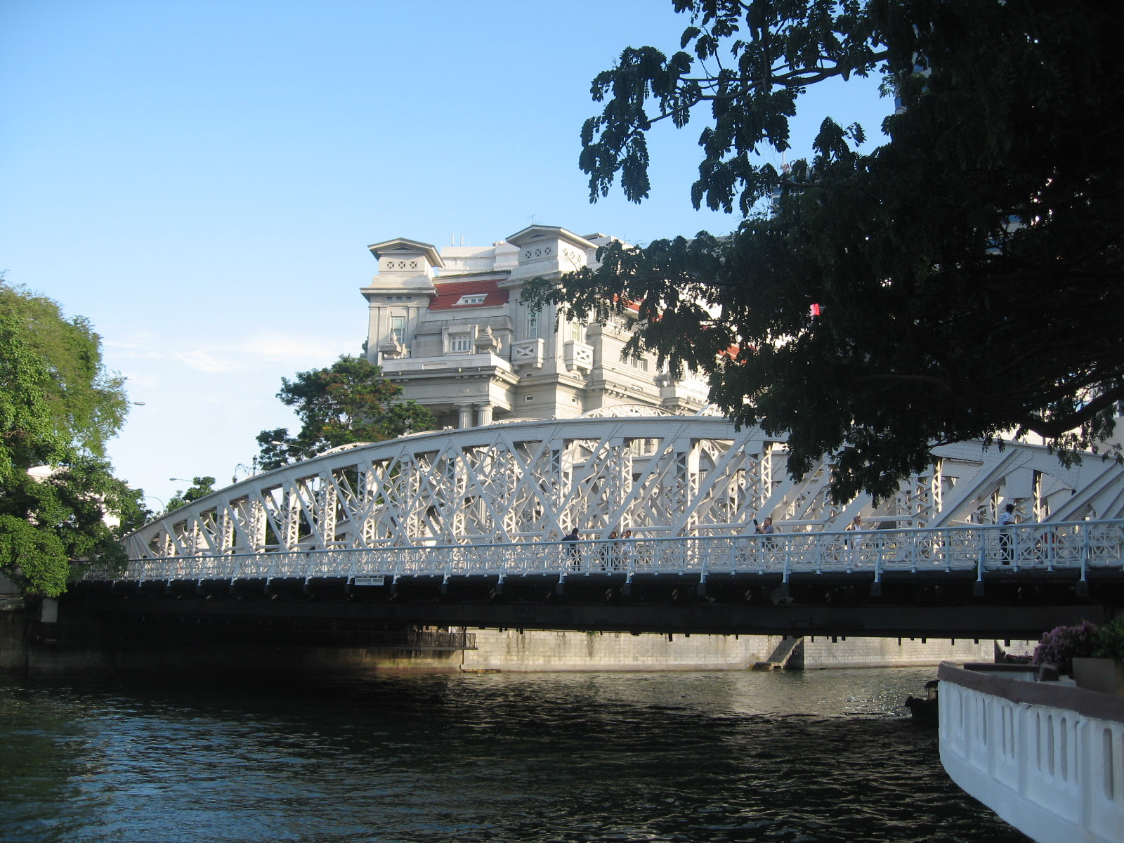 Anderson Bridge Singapore Location map,Location map of Anderson Bridge Singapore,Anderson Bridge Singapore accommodation destinations attractions hotels map reviews photos travel