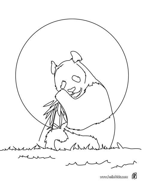 ausmalbilder tiere panda  kostenlose malvorlagen ideen