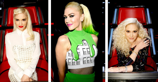You Will Not Believe How Often Gwen Stefani Dyes Her Hair