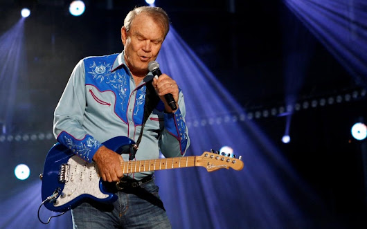 Glen Campbell: his 10 best songs