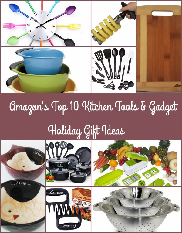 Amazons Top 10 Kitchen Tools Gadget Holiday Gift Ideas Saving