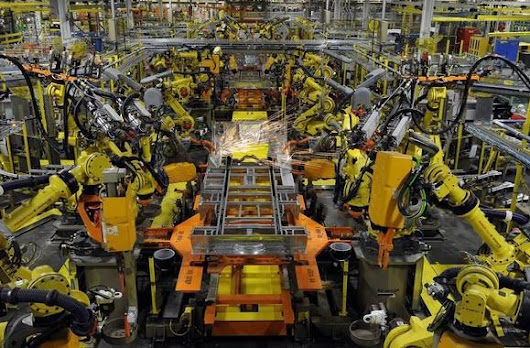 U.S. industrial production edged higher in July