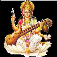SARASVATI DEVI by VISHNU108   Vishnu, Hindu art, Saraswati