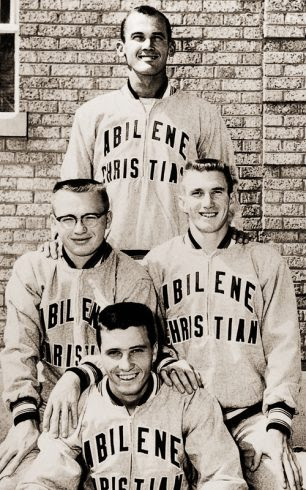 Bobby Morrow, Bill Woodhouse, James Segrest and ______ were a world-record-setting 440-yard relay team at Abilene Christian.