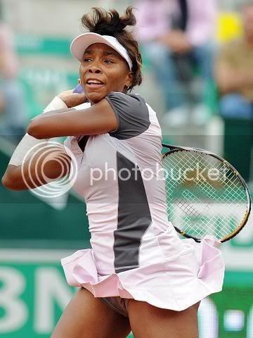 foto de Female Athlete Babes: Venus Williams Slight Cameltoe on